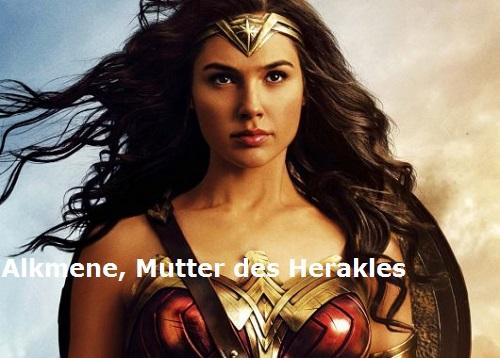 Alkmene (Mythologie): Tochter des Elektryon und Mutter des Herakles Alkmen10