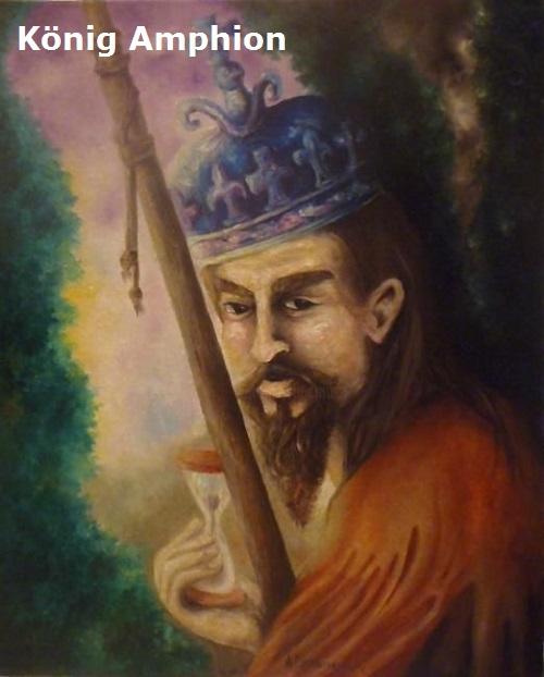 Amphion (Mythologie): König von Orchomenos Amphio11