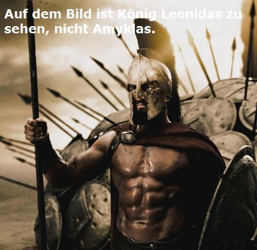 Amyklas (Mythologie): Fünfter König der Landschaft Lakonien (Sparta) Amykla10
