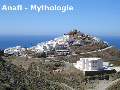 Anafi (Mythologie): Griechische Insel Anafi10