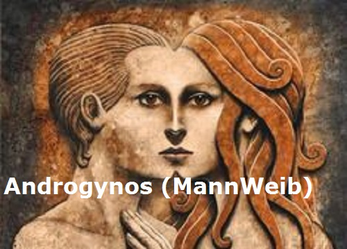 Androgynos (Mythologie): Der Mannweibliche Androg11