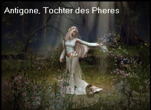 Antigone (Mythologie): Tochter des Pheres Antigo10