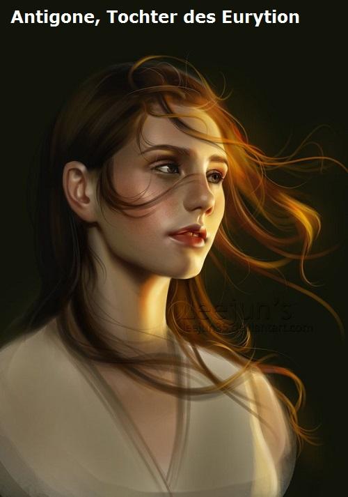 Antigone (Mythologie): Tochter des Eurytion Antigo11
