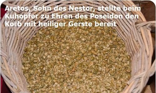 Aretos (Mythologie): Sohn des Nestor Aretos10