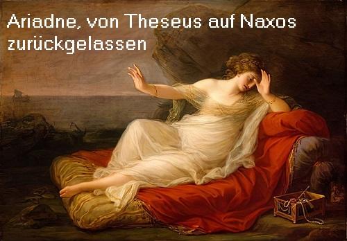 Ariadne (Mythologie): Tochter des Minos Ariadn10
