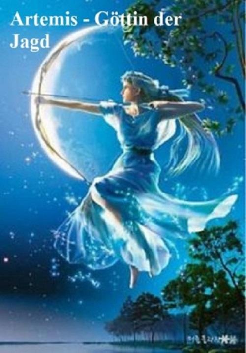 Artemis: Göttin der Jagd und Hüterin vom Wald, Zwillingsschwester von Apollo Artemi11