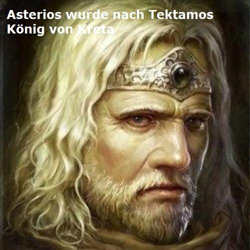 Asterios (Geschichte, Mythologie): König von Kreta nach Tektamos Asteri10
