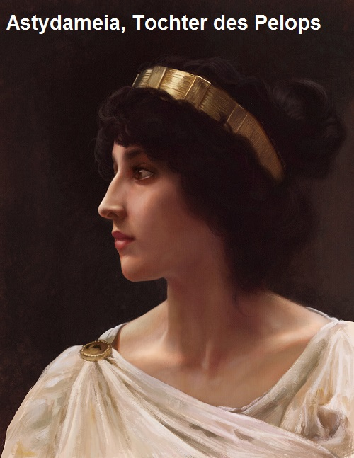 Astydameia (Mythologie): Tochter des Pelops Astyda10