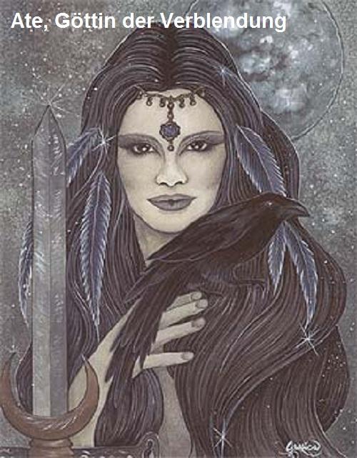 Griechische Mythologie: Götter, Ungeheuer, Gestalten + Mythen - Portal Ate10