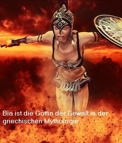 Bia: Göttin der Gewalt Bia10