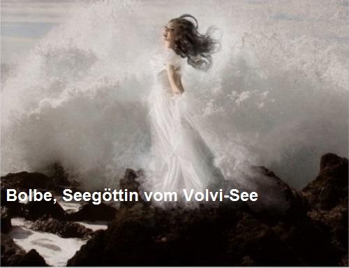 Bolbe (Mythologie): Seegöttin vom Volvi-See Bolbe10