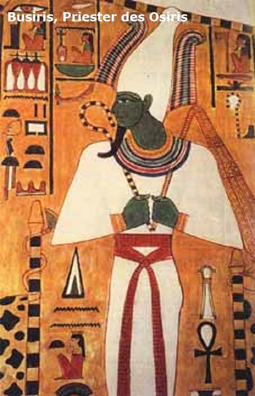 Busiris: Priester des Osiris und König in Ägypten Busiri10