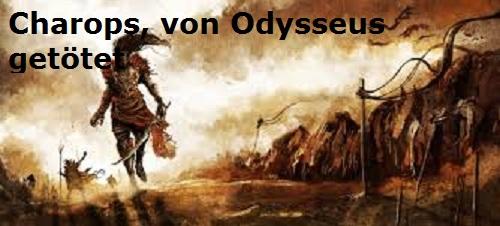 Charops (Mythologie): Sohn des Hippasos Charop10