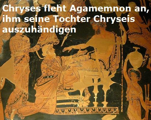 Chryses (Mythologie): Vater der Chryseis Chryse12