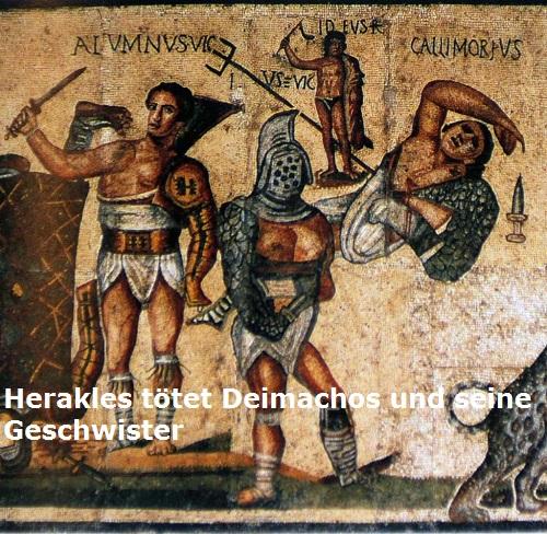 Deimachos (Mythologie): Sohn des Neleus und der Chloris Deimac11