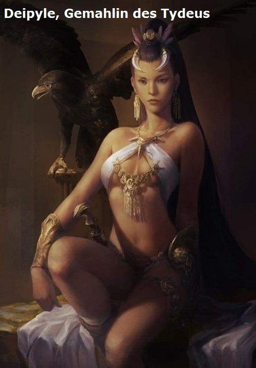 Deipyle (Mythologie): Gemahlin des Tydeus Deipyl10