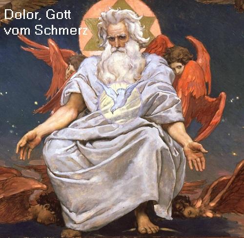 Dolor (Mythologie): Gott vom Schmerz Dolor10