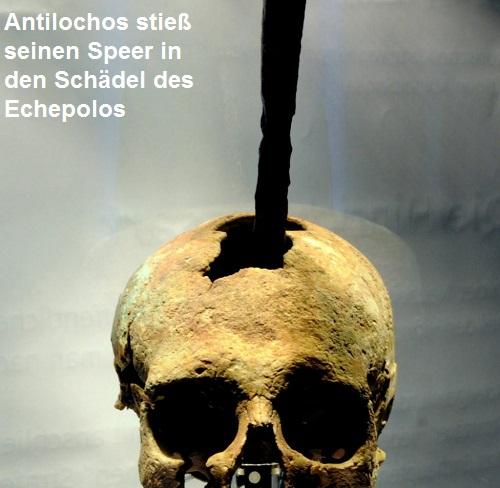Echepolos (Mythologie): Von Antilochos getötet Echepo10