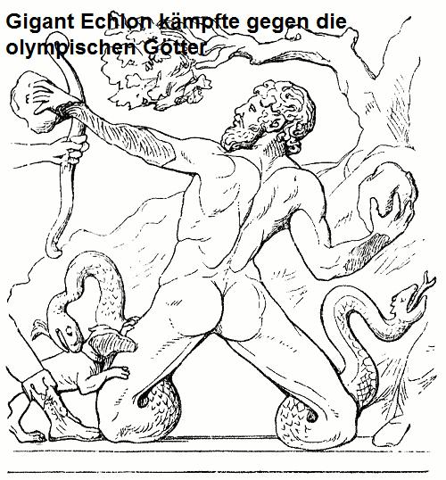 Griechische Mythologie: Götter, Figuren und Mythen - Portal Echion10