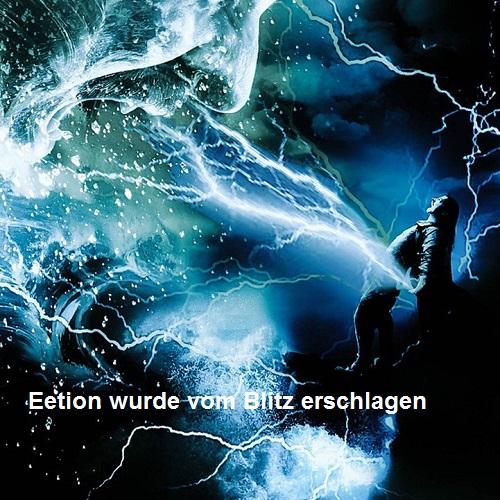 Eetion (Mythologie): Wurde vom Blitz erschlagen Eetion11