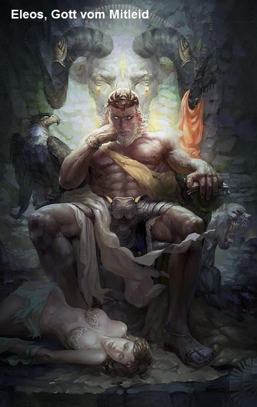 Griechische Mythologie: Götter, Figuren und Mythen - Portal Eleos10
