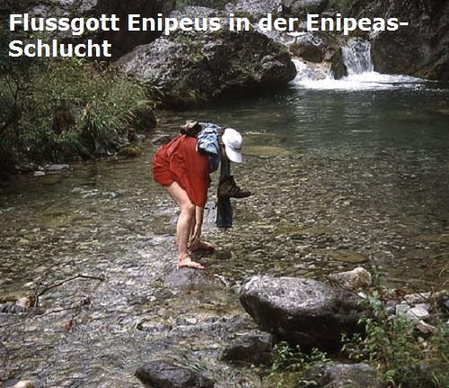 Flussgott Enipeus (Mythologie): Fluss Enipeas im Regionalbezirk Elis Enipeu10