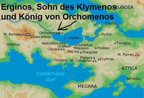 Erginos (Mythologie): Sohn des Klymenos Ergino10