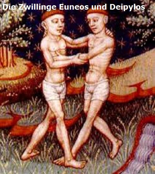 Euneos und Deipylos (Mythologie): Söhne des Jason und der Hypsipyle Euneos10