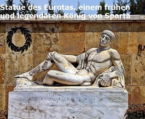 Eurotas, dritter König von Sparta (Mythologie) Eurota10
