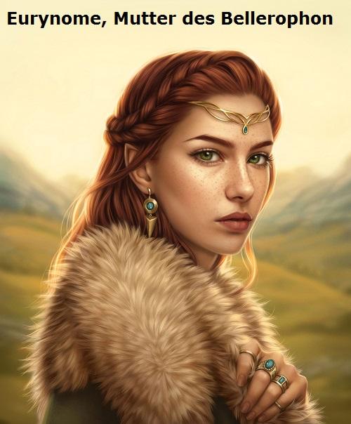 Eurynome (Mythologie): Mutter des Bellerophon Euryno12