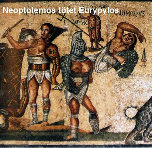 Eurypylos (Mythologie): Sohn des Telephos und der Astyoche Eurypy11