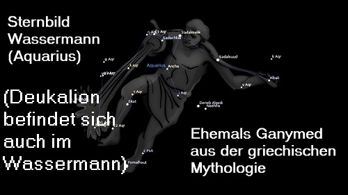 Ganymed (Ganymedes) in der Mythologie löste Hebe als Mundschenk ab und gilt als Geliebter des Zeus Ganyme10