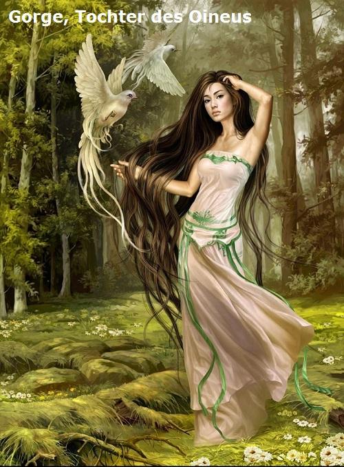 Gorge (Mythologie): Tochter des Oineus Gorge10