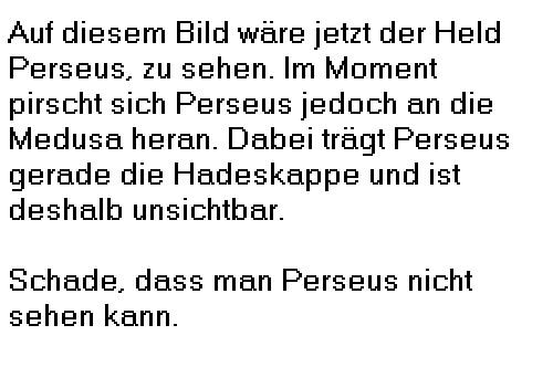Hadeskappe (Mythologie): Auch Helm des Hades und Kappe der Unsichtbarkeit bezeichnet Hadesk10
