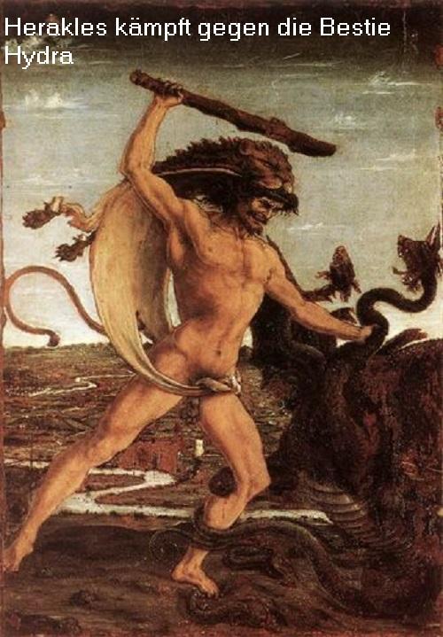 Herakles, auch bekannt unter Herkules / Hercules Herakl10