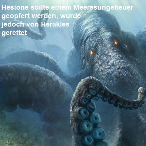 Hesione (Mythologie): Tochter des Laomedon Hesion10