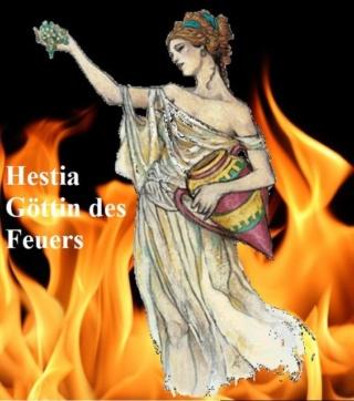 Hestia: Göttin des Feuers am Herd und der Jungfräulichkeit Hestia10