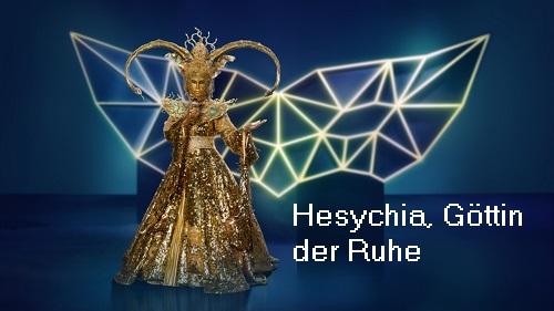 Hesychia (Mythologie): Göttin der Ruhe Hesych10
