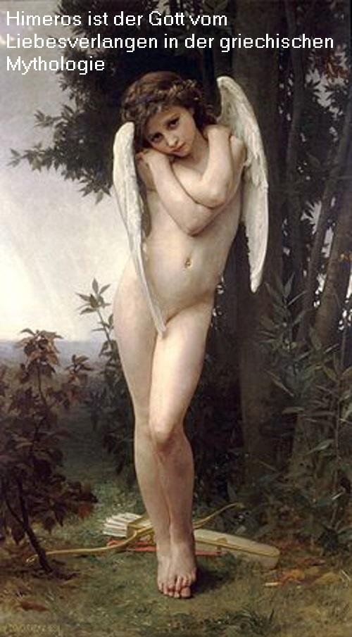 Himeros: Gott vom Liebesverlangen, Begleiter der Aphrodite Himero10