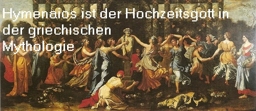 Hymenaios (Mythologie): Gott der Hochzeit Hymena10