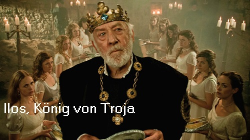 Ilos (Mythologie): Sohn des Tros und König von Troja Ilos10