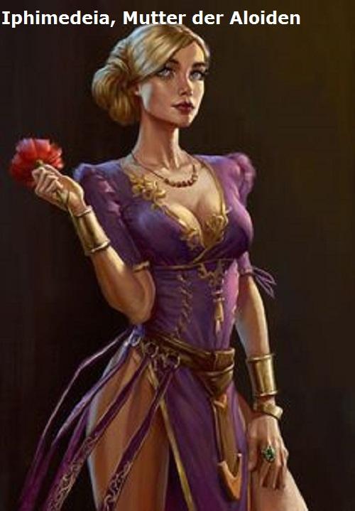 Iphimedeia (Mythologie): Mutter der Aloiden Iphime10
