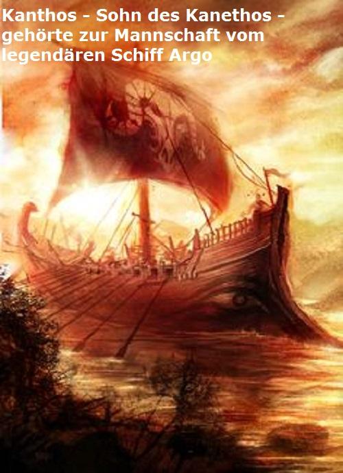 Kanethos (Vater vom Argonauten Kanthos, Mythologie): Sohn des Abas Kaneth11