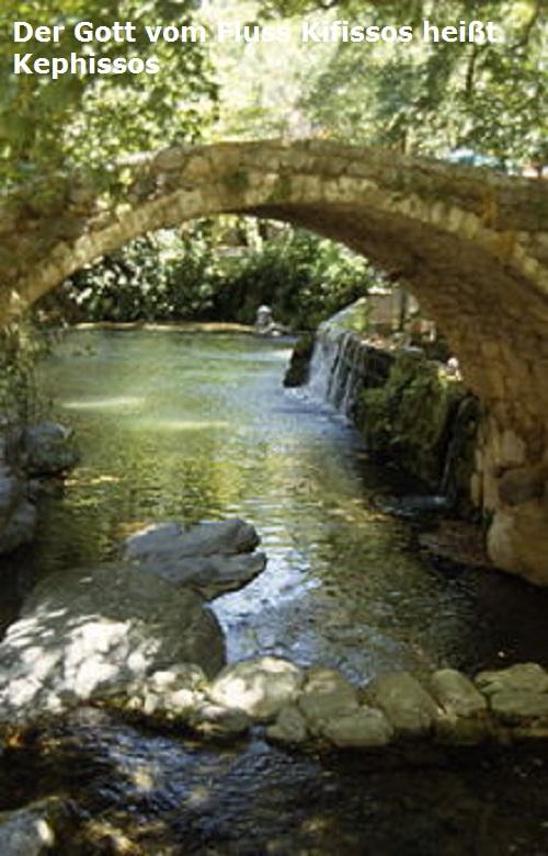 Flussgott Kephissos (Mythologie): Fluss in Böotien Kephis10