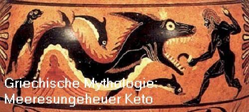 Meeresungeheuer Keto, zum Glück von Perseus getötet Keto10