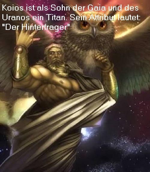 Koios: Der hinterfragende Titan vom Norden Koios10