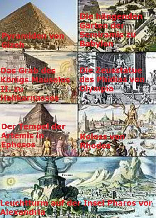 Koloss von Rhodos: Antikes Weltwunder Koloss10