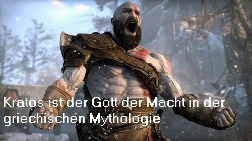 Kratos: Gott der Macht, ein richtig krasser Typ Kratos10