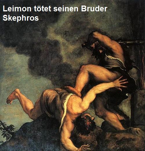Leimon (Mythologie): Sohn des Tegeates Leimon10