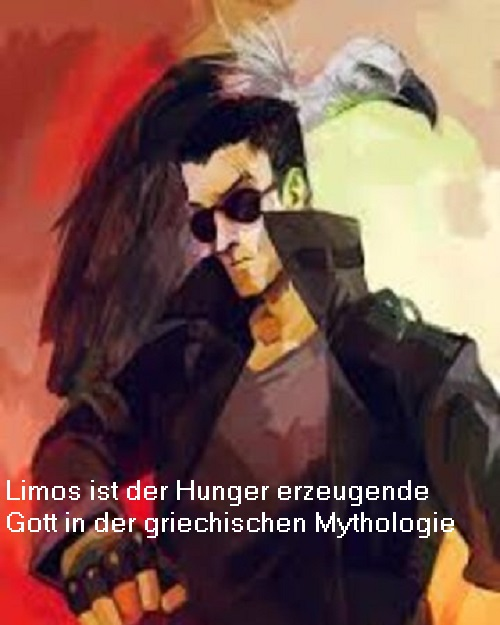 Limos (Mythologie): Gott vom Hunger Limos10